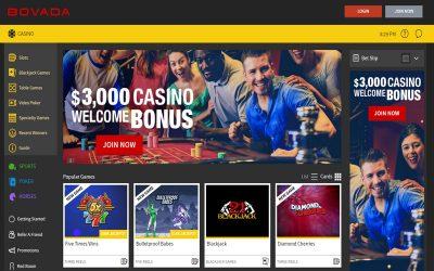Bovada Casino – Now Accepting Bitcoin