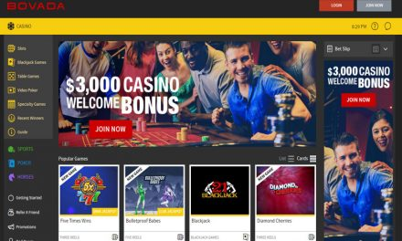 Bovada Casino – Now Accepting Bitcoin