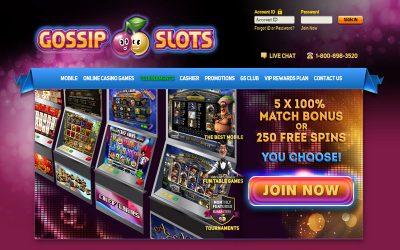 Gossip Slots – Now Accepting Bitcoin
