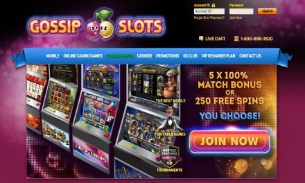 Gossip Slots – Now Accepting Bitcoin