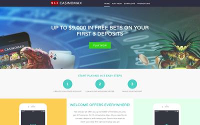 Casino Max – A BTC Friendly Online Casino