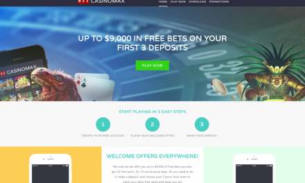 Casino Max – A BTC Friendly Online Casino